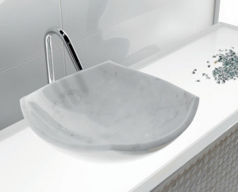 Aparici Basin Four Carrara mini